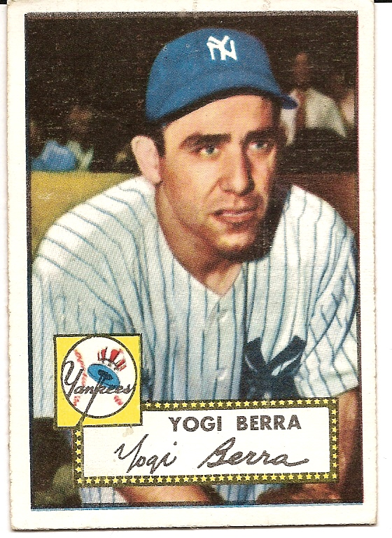 Yogi Berra 52